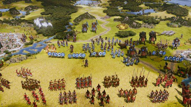 Fantasy General 2 is a modern sequel to the classic wargame