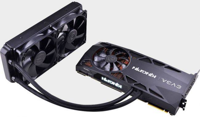 This RTX 2080 Ti has an OLED display and AIO liquid cooler, costs $1,900