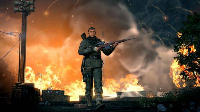 Sniper Elite V2 Remastered has a firm May release date