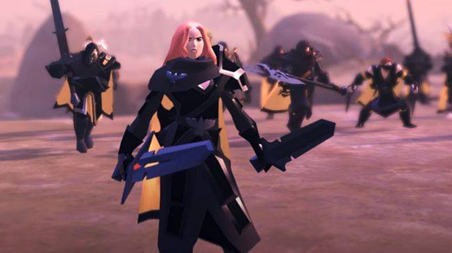 EVE-inspired MMO Albion Online goes free to play