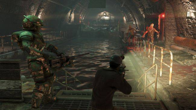 Fallout 76's new dungeon The Burrows detailed, out next week