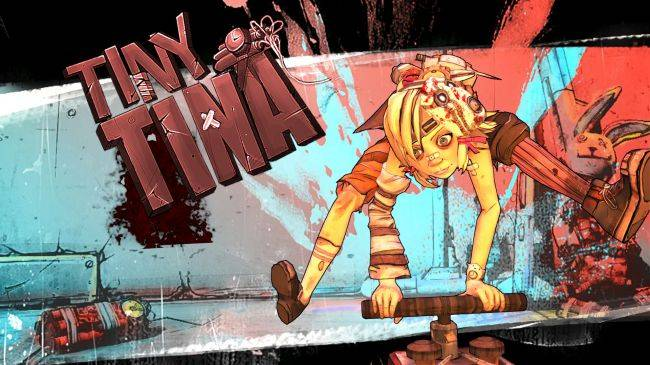Ashly Burch confirmed to return as Tiny Tina in Borderlands 3