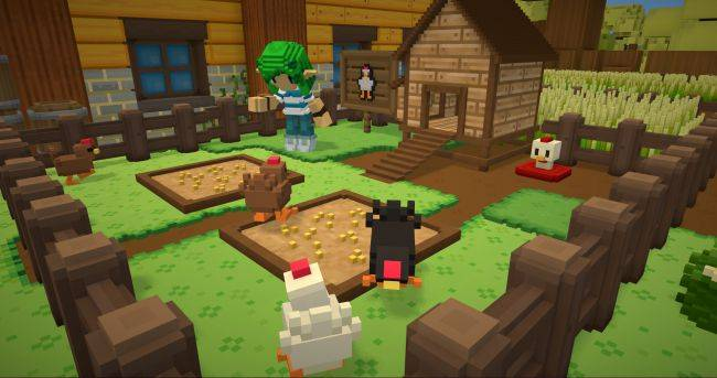 Farming game Staxel gains features, leaves Early Access