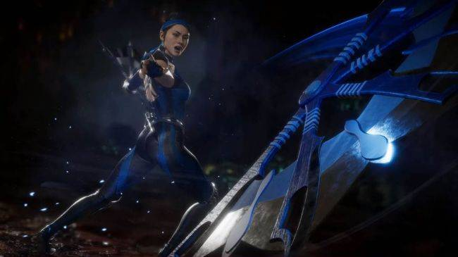 Mortal Kombat 11 trailer introduces Kitana