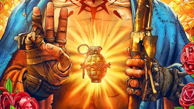 Gearbox teases more secrets hidden in the Borderlands 3 cover art
