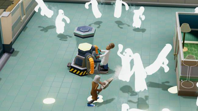 Two Point Hospital is getting a free co-op feature later this month