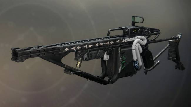 How to earn Destiny 2's Arbalest, the final Season of the Drifter exotic weapon