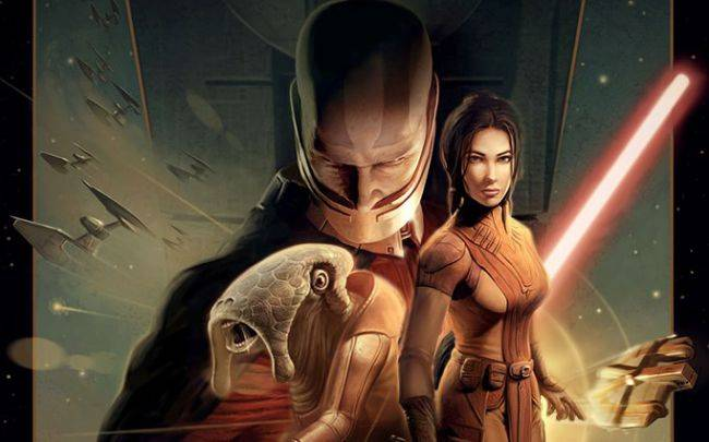 Lucasfilm is contemplating a Knights of the Old Republic movie