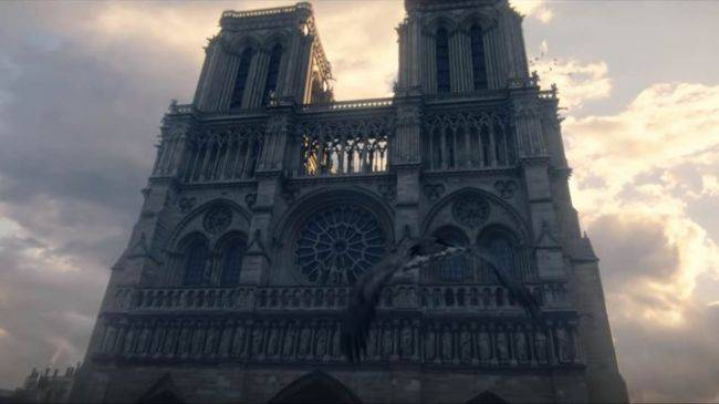 Assassin's Creed Unity gets reverse-review bombed following Ubisoft's Notre Dame support