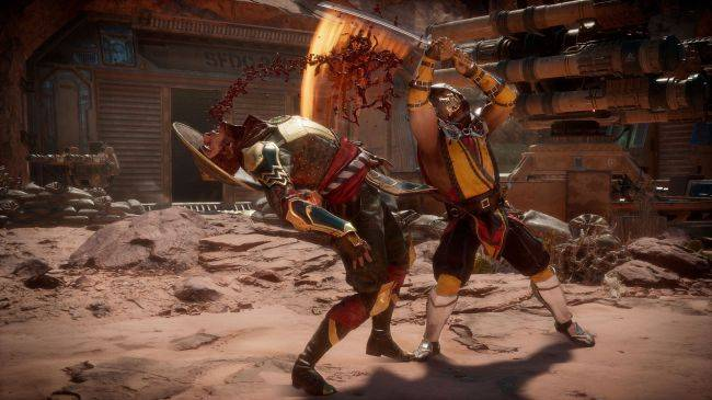 AMD's latest graphics driver is ready for Mortal Kombat 11