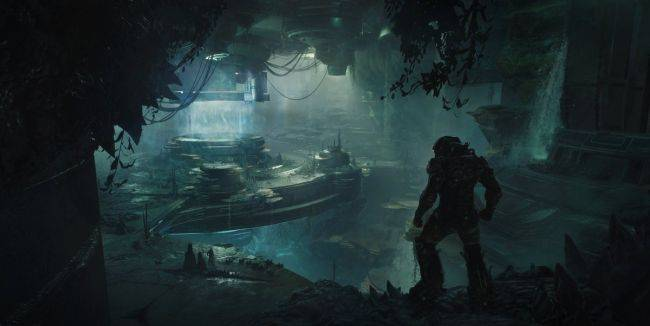 Anthem update introduces The Sunken Cell stronghold today