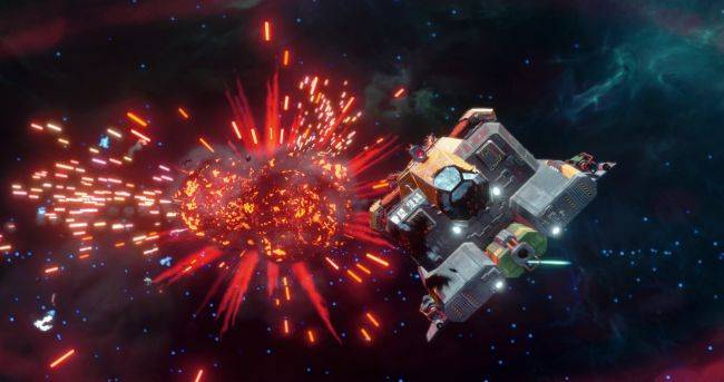 Rebel Galaxy Outlaw stream shows off 3 hours of space shenanigans