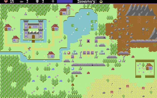 Tiny Tales is an epic, free adventure set in a teeny world