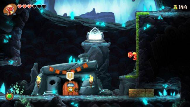 Monster Boy And The Cursed Kingdom is still coming to PC, and a free demo is coming soon