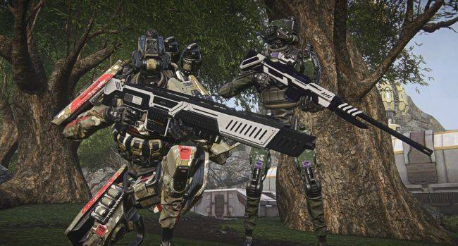 Planetside 2's robot mercenaries join the fight in the biggest update since 2016