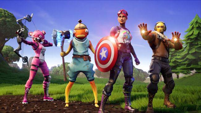 Fortnite: Endgame lets you fight Thanos with Avengers weapons