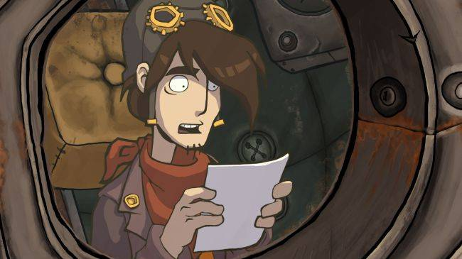 Join the PC Gamer Club and get a Steam key for Deponia