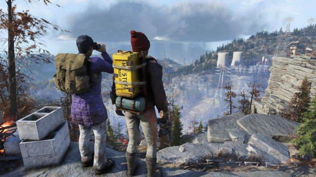 Fallout 76 is getting backpacks and a new faction soon