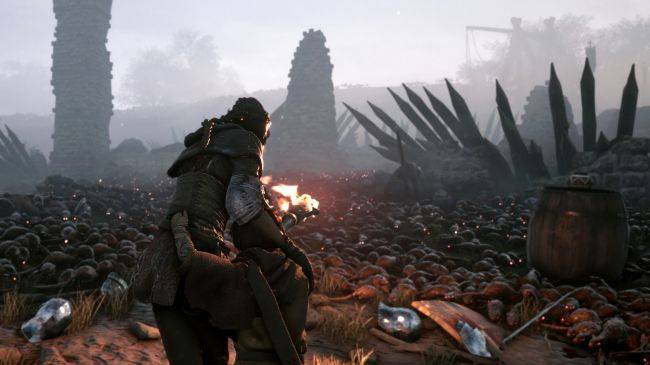 A Plague Tale: Innocence shows off 8 minutes of screaming rats