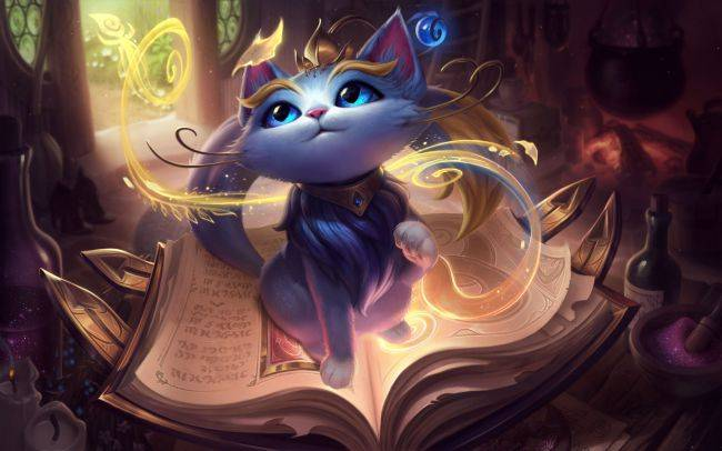 League of Legends' new champion is an adorable magical kitty great for newer players