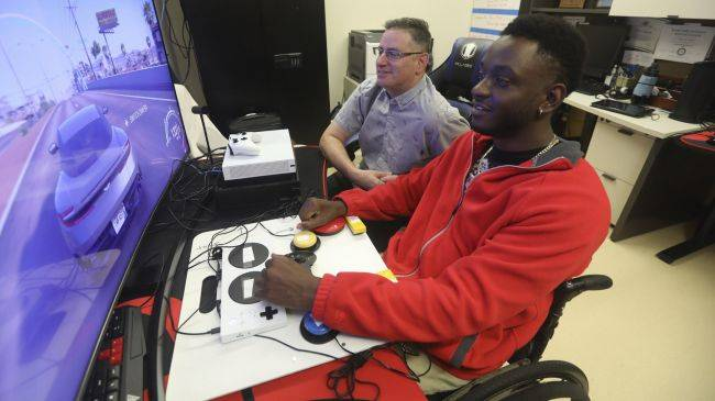 Xbox Adaptive Controllers are being used to help wounded veterans in rehab