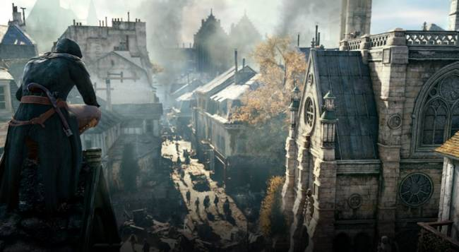 Ubisoft Giving Away Assassin's Creed Unity Following Notre Dame Fire
