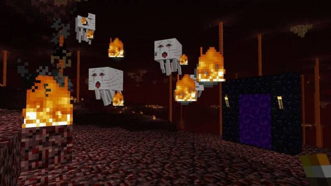 Minecraft's Nether update will have music by Celeste's composer