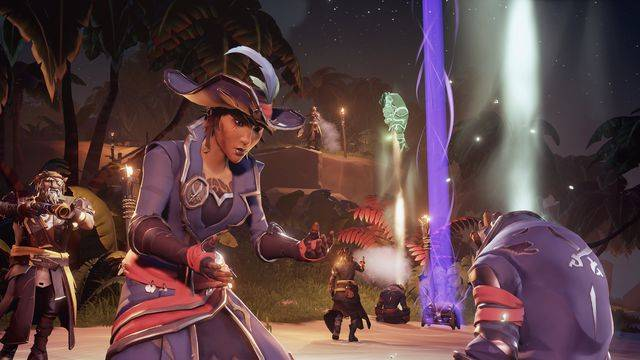 Sea of Thieves' next update is all about factions, fighting, and cats