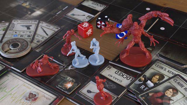 Resident Evil's first board game was too dark, developers promise fix for RE3 Kickstarter