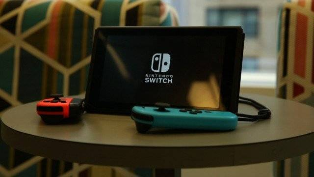Nintendo Stops Shipping Switch in Japan