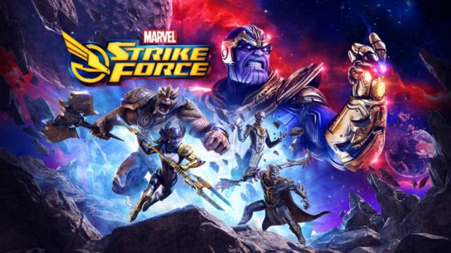 Marvel Strike Force Developers Talk Adding PvP, The Reemergence Of Thanos, And What Year Three Holds