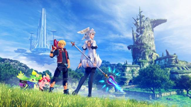 Xenoblade Chronicles Definitive Edition Hits Switch In May