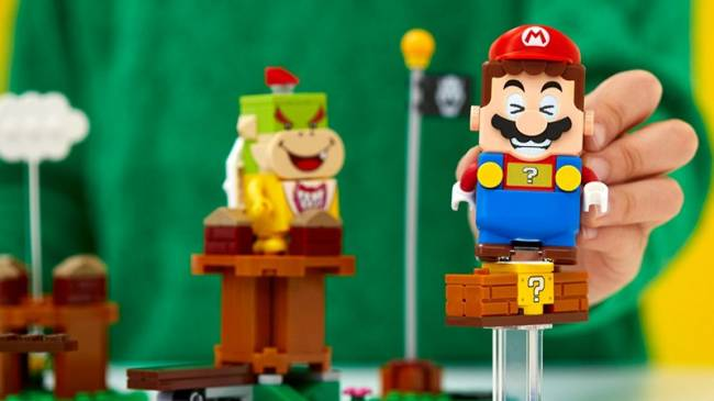 Lego Super Mario Starter Set & Expansions Detailed