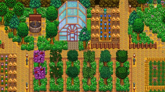 You'll want room for banana trees in Stardew Valley's 1.5 update
