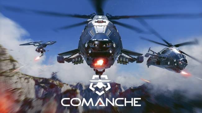 Giveaway: We've got 69 (nice) keys to give away for helicopter shooter Comanche