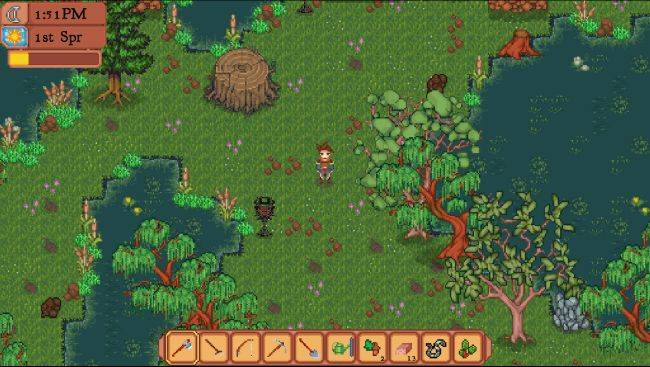 Verdant Village is a high fantasy take on Stardew Valley with an early free demo