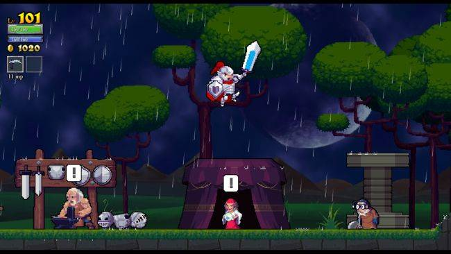 A Rogue Legacy 2 announcement seems imminent