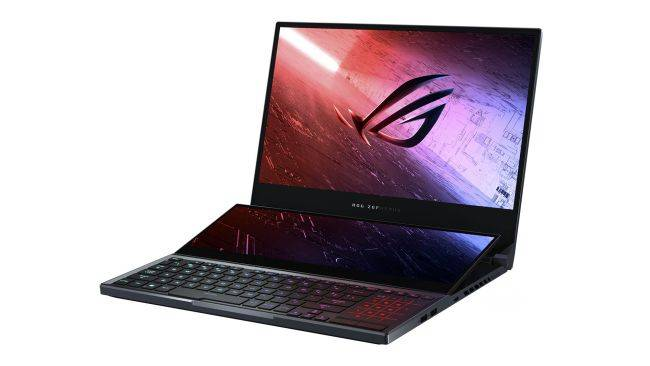 We got our hands on the new dual-screen Asus ROG Zephyrus Duo