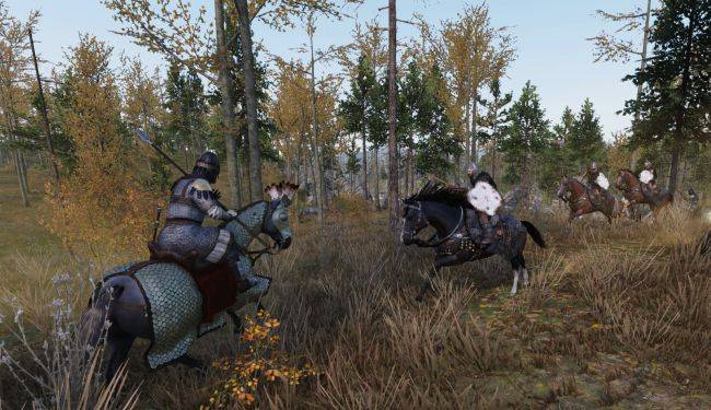 Mount & Blade 2: Bannerlord works brilliantly with voice commands