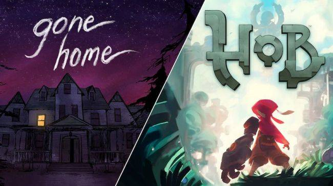 Gone Home and Hob are free on the Epic Games Store