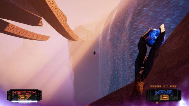 Amid Evil added a new level for free