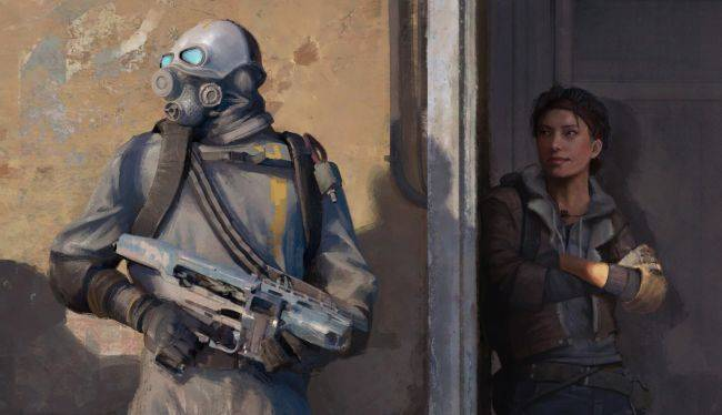 Half-Life: Alyx's movement system was changed because tall testers kept getting stuck