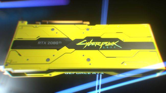 Cyberpunk 2077 Nvidia RTX 2080 Ti cards are selling for over $4,000