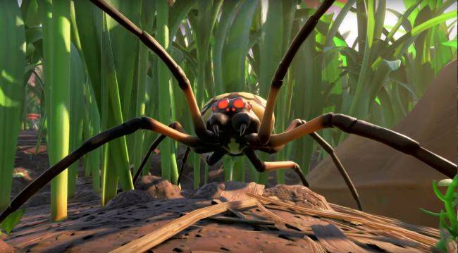 Obsidian's shrunken survival game Grounded is coming in July