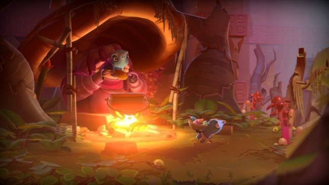 Here's an extended gameplay video for The Last Campfire, a new adventure from No Man's Sky devs