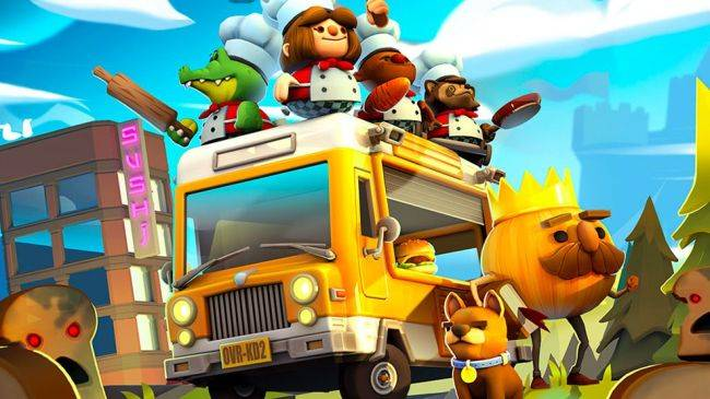 Xbox Game Pass for PC is getting five new games, including Overcooked 2