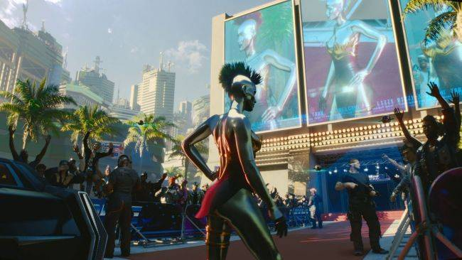 Cyberpunk 2077 remains on track for September, CD Projekt says