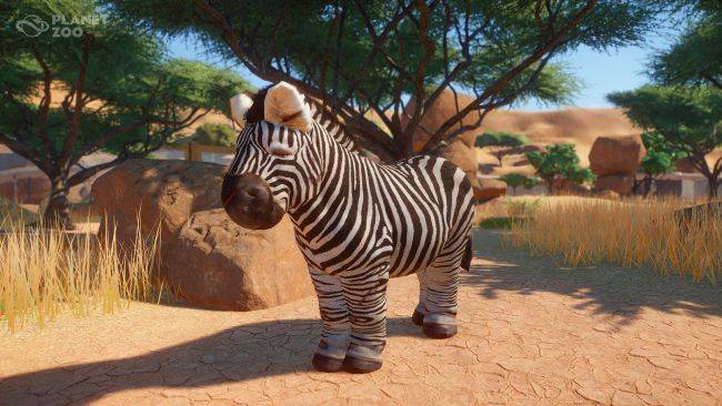 Planet Zoo Easter cheats give everyone balloons and make animals 'super fluffy'