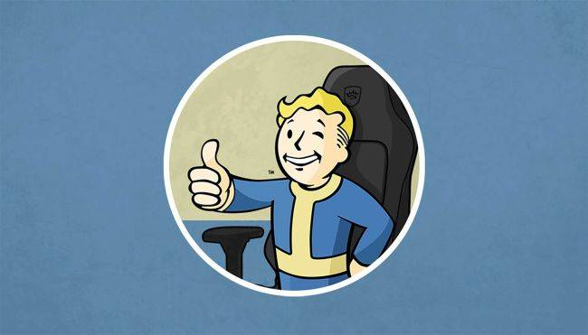 Fallout and DOOM gaming chairs set for summer release