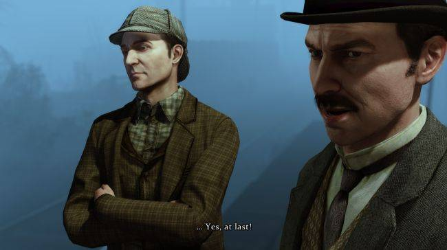 Close to the Sun and Sherlock Holmes: Crimes and Punishments are both free on the Epic Store
